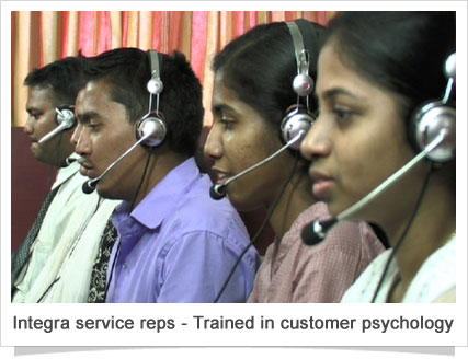 Integra reps trained in customer psychology